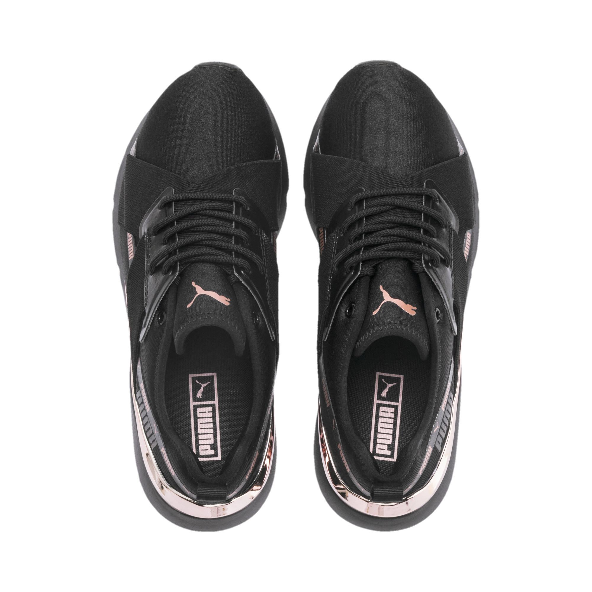 PUMA-Muse-X-2-Metallic-Women-039-s-Sneakers-Women-Shoe-Evolution thumbnail 22