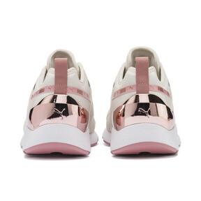 Miniatura 4 de Zapatos deportivos Muse X-2 Metallic para mujer, Pastel Parchment-Rose Gold, mediano