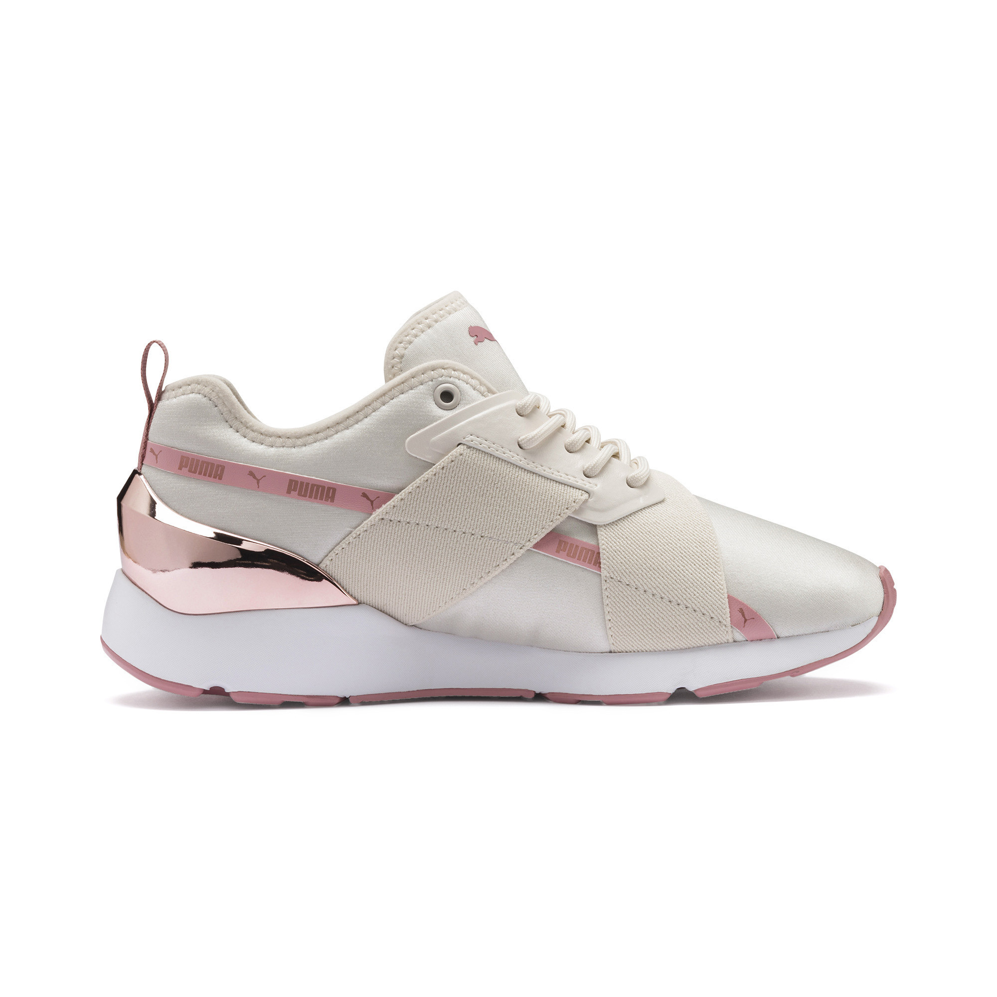 PUMA-Muse-X-2-Metallic-Women-039-s-Sneakers-Women-Shoe-Evolution thumbnail 14