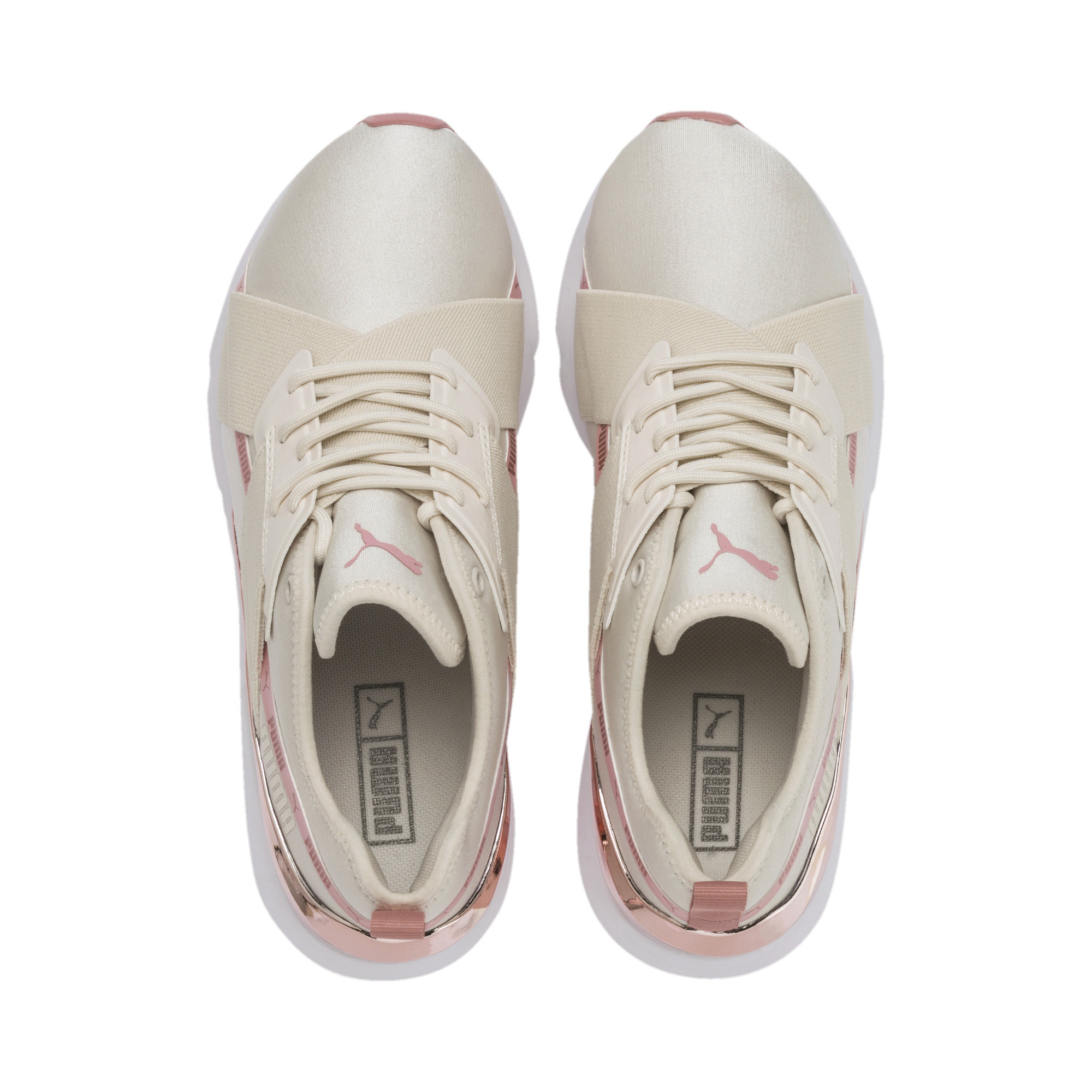 PUMA-Muse-X-2-Metallic-Women-039-s-Sneakers-Women-Shoe-Evolution thumbnail 15