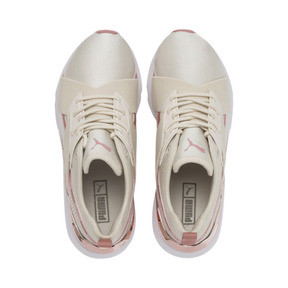 Miniatura 7 de Zapatos deportivos Muse X-2 Metallic para mujer, Pastel Parchment-Rose Gold, mediano