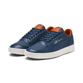 Thumbnail 3 of Ralph Sampson Virginia Lo Sneakers, Gib.Sea-Marshmallow-J.Orange, medium