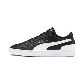 24a296cee1 Ralph Sampson Low Sneakers, Puma Blk-Puma Wht-Puma Wht, medium