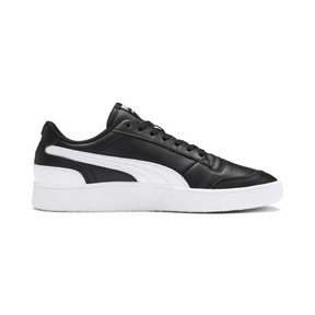 Thumbnail 5 of Ralph Sampson Lo Trainers, Puma Blk-Puma Wht-Puma Wht, medium