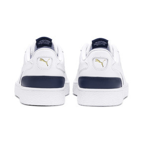 Thumbnail 3 of Ralph Sampson Lo Trainers, Puma Wht-Peacoat-Puma Wht, medium