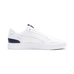 Thumbnail 5 of Ralph Sampson Lo Trainers, Puma Wht-Peacoat-Puma Wht, medium