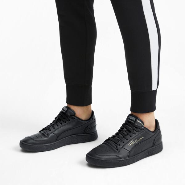 Ralph Sampson Lo Sneakers, Puma Blk-Puma Blk-Puma Blk, large