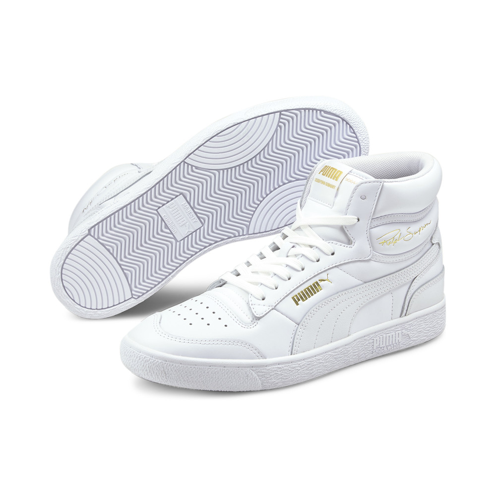 Image PUMA Ralph Sampson Mid Sneakers #2