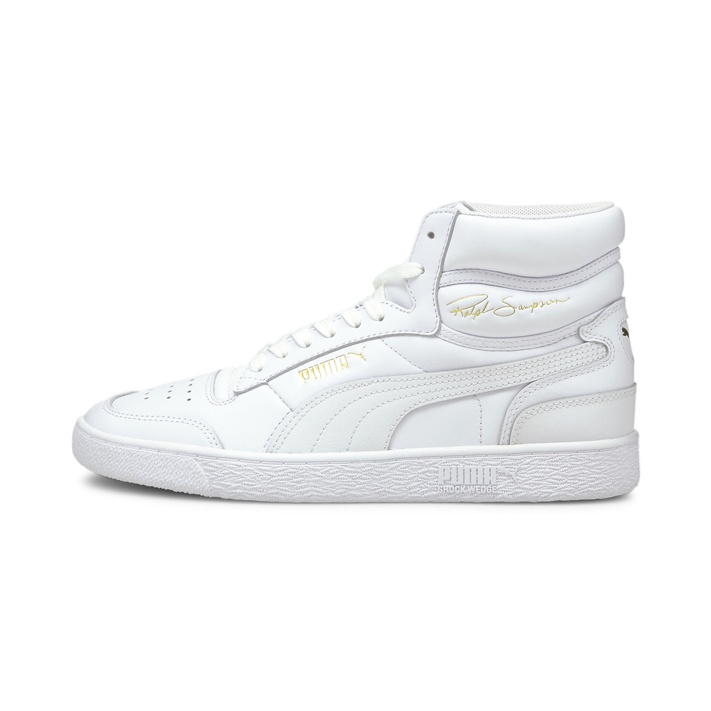Image PUMA Ralph Sampson Mid Sneakers #1