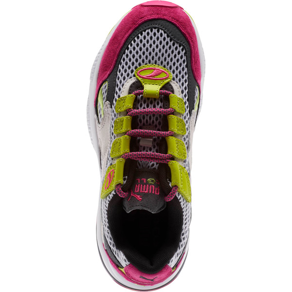 CELL Venom Fresh Women's Sneakers, Puma White-Fuchsia Purple, large