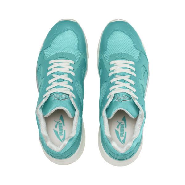 プリベイル IR リアリティ スニーカー, Blue Turquoise-Whisper White, large-JPN