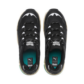 Thumbnail 6 of PUMA x RHUDE CELL エイリアン スニーカー, Puma Black-Puma Black, medium-JPN