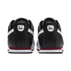 Thumbnail 3 of Roma x The Godfather LOUIS Herren Sneaker, Puma Black-Fired Brick, medium