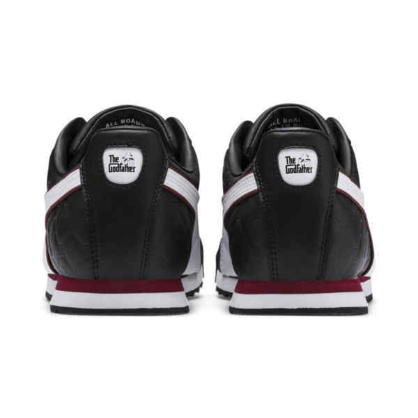 Roma x The Godfather LOUIS Herren Sneaker, Puma Black-Fired Brick, large