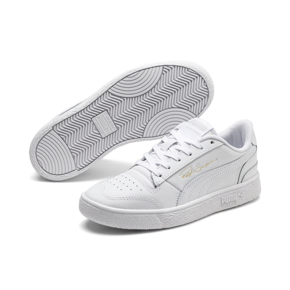 Image PUMA Ralph Sampson Lo Youth Sneakers #2