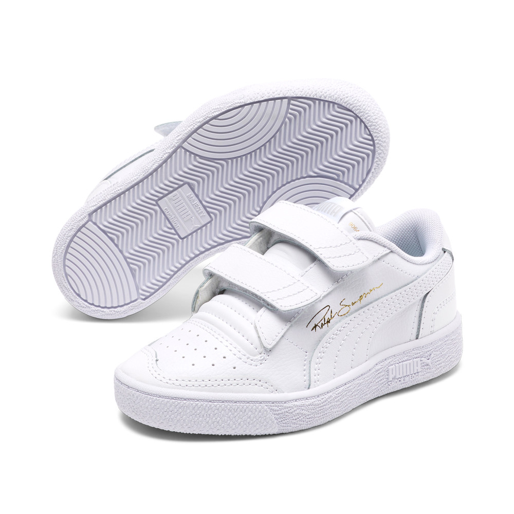 Image PUMA Ralph Sampson Lo V Kids' Sneakers #2