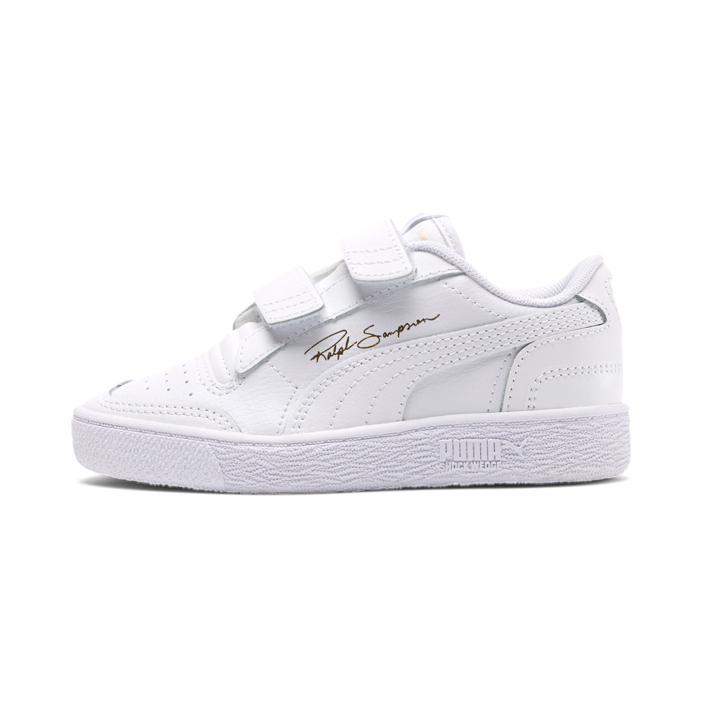 Image PUMA Ralph Sampson Lo V Kids' Sneakers #1