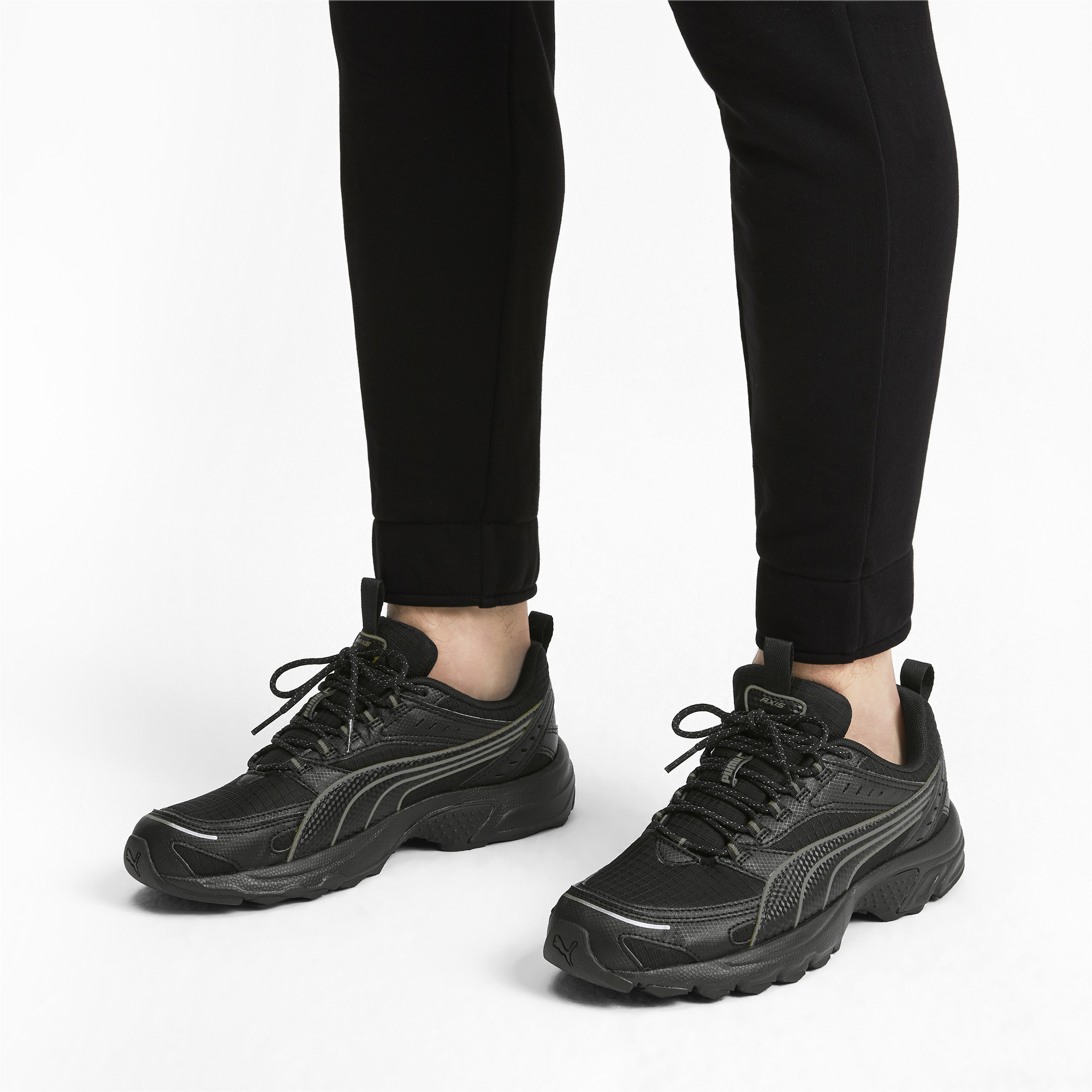 PUMA-Axis-Trail-Sneakers-Men-Shoe-Basics miniature 5