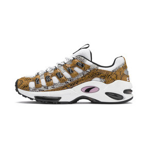 Thumbnail 1 of CELL Endura Animal Kingdom Sneakers, Puma White-Golden Orange, medium