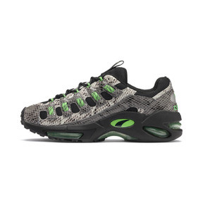 Thumbnail 1 of CELL Endura Animal Kingdom Trainers, Puma Black-Classic Green, medium