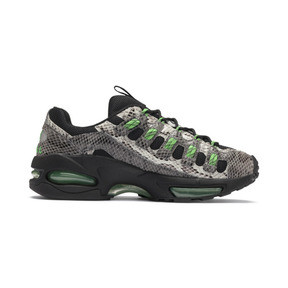 Thumbnail 6 of CELL Endura Animal Kingdom Trainers, Puma Black-Classic Green, medium