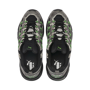 Thumbnail 7 of CELL Endura Animal Kingdom Trainers, Puma Black-Classic Green, medium