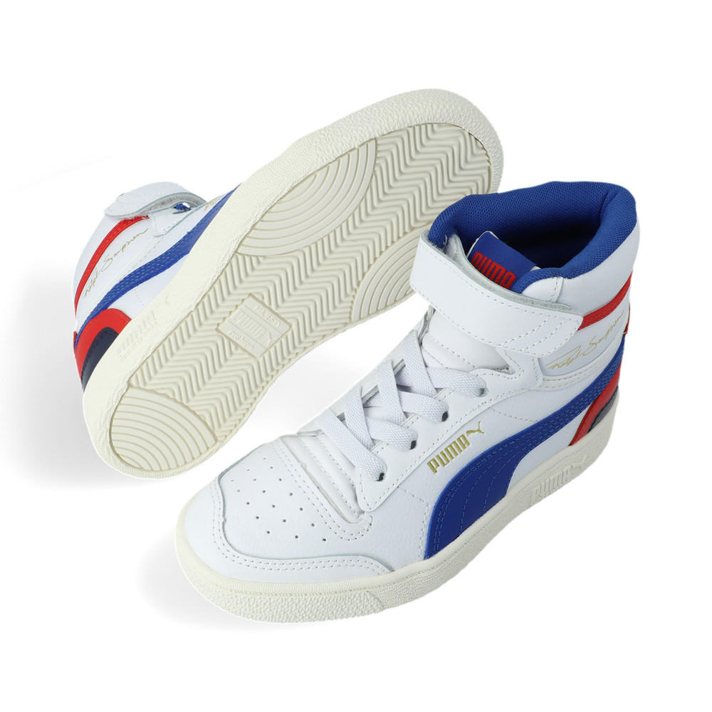 Image Puma Ralph Sampson Mid Kids' Trainers #2