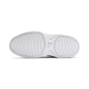 Miniatura 4 de Zapatos deportivos PUMA Rebound Playoff SL JR, Puma White-Puma Silver, mediano