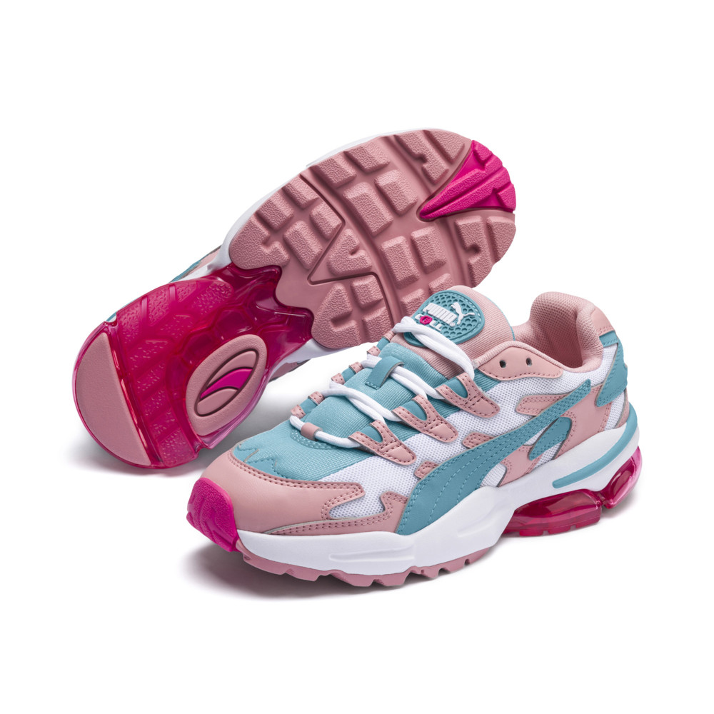 Image Puma CELL Alien Cosmic Youth Trainers #2