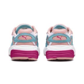 Miniatura 3 de ZapatosCELL Alien Cosmic para niños, Bridal Rose-Milky Blue, mediano