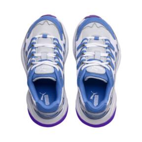 Thumbnail 6 of CELL Alien Cosmic Little Kids' Shoes, Heather-Ultramarine, medium