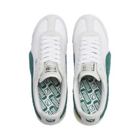 Thumbnail 8 of Roma Amor Heritage Women's Sneakers, Puma White-Teal Green, medium