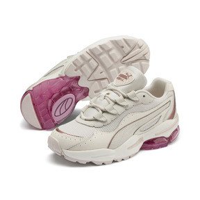 Miniatura 2 de Zapatos deportivos CELL Stellar Soft para mujer, Pastel Parchment-Rose Gold, mediano