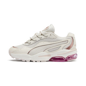Miniatura 1 de Zapatos deportivos CELL Stellar Soft para mujer, Pastel Parchment-Rose Gold, mediano