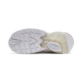 Miniatura 5 de Zapatos deportivos CELL Stellar Soft para mujer, Puma White-Puma Team Gold, mediano