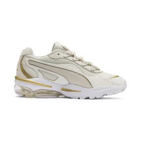 Miniatura 6 de Zapatos deportivos CELL Stellar Soft para mujer, Puma White-Puma Team Gold, mediano