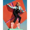 Image Puma CELL Stellar Neon Women's Sneakers #7