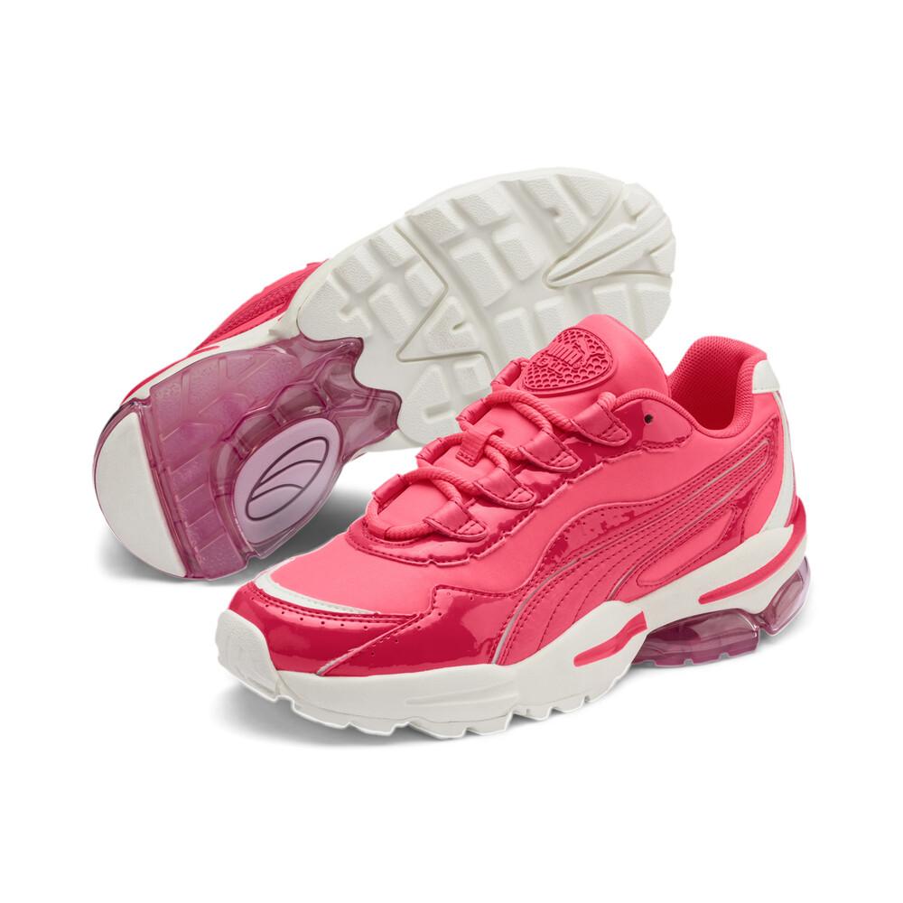Image Puma CELL Stellar Neon Women's Sneakers #2