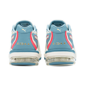 Thumbnail 4 of CELL Stellar Women's Trainers, Milky Blue-Puma Team Gold, medium
