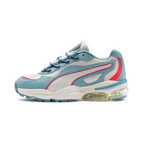 Thumbnail 1 of CELL Stellar Women's Trainers, Milky Blue-Puma Team Gold, medium