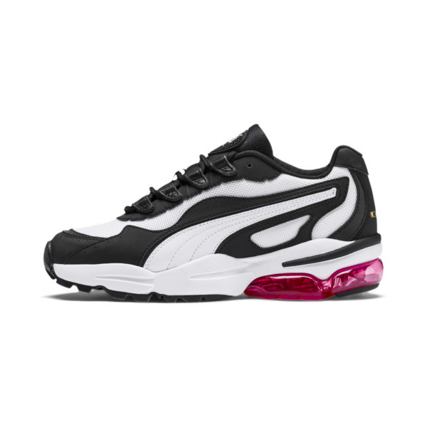 CELL Stellar Women's Trainers, Puma White-Puma Black, large
