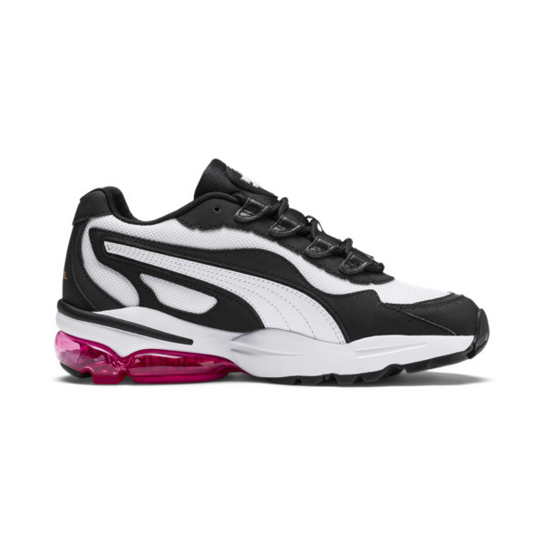 CELL Stellar Women's Sneakers, Puma White-Puma Black, large