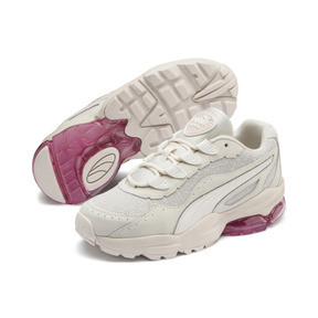 Thumbnail 3 of CELL Stellar Tonal Women's Sneakers, Marshmallow-Puma Team Gold, medium