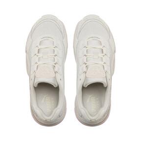 Thumbnail 7 of CELL Stellar Tonal Women's Sneakers, Marshmallow-Puma Team Gold, medium