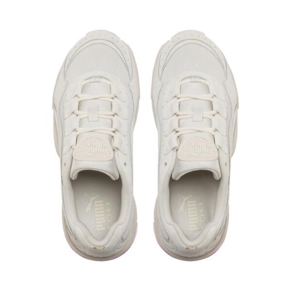 CELL Stellar Tonal Women's Sneakers, Marshmallow-Puma Team Gold, large
