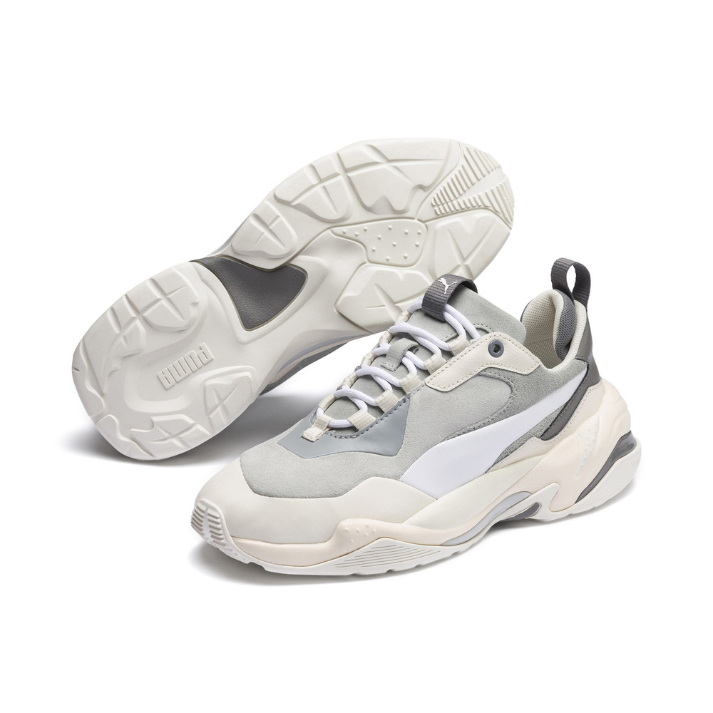 Image Puma Women's Colour Thunder Block Sneakers #2