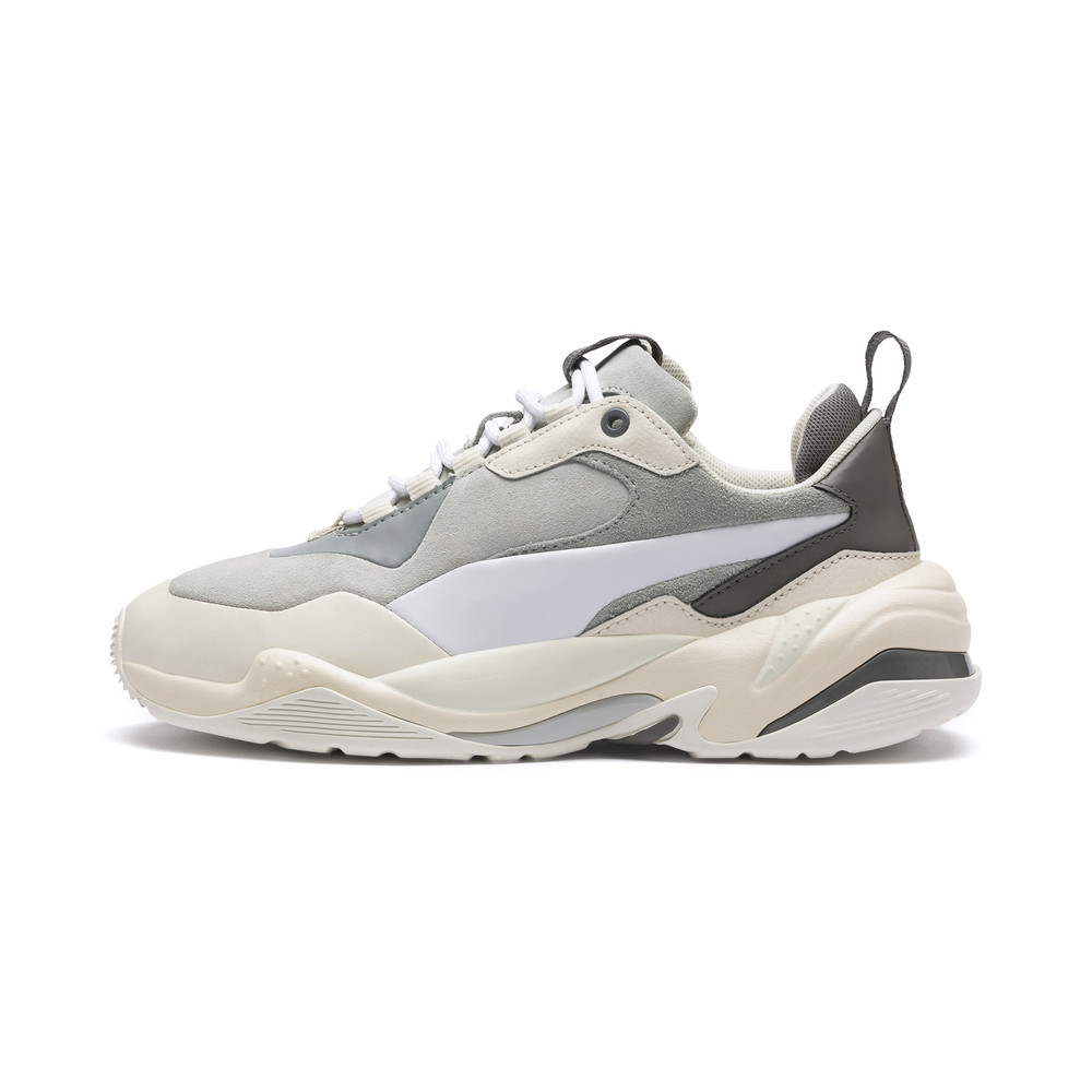Image Puma Women's Colour Thunder Block Sneakers #1