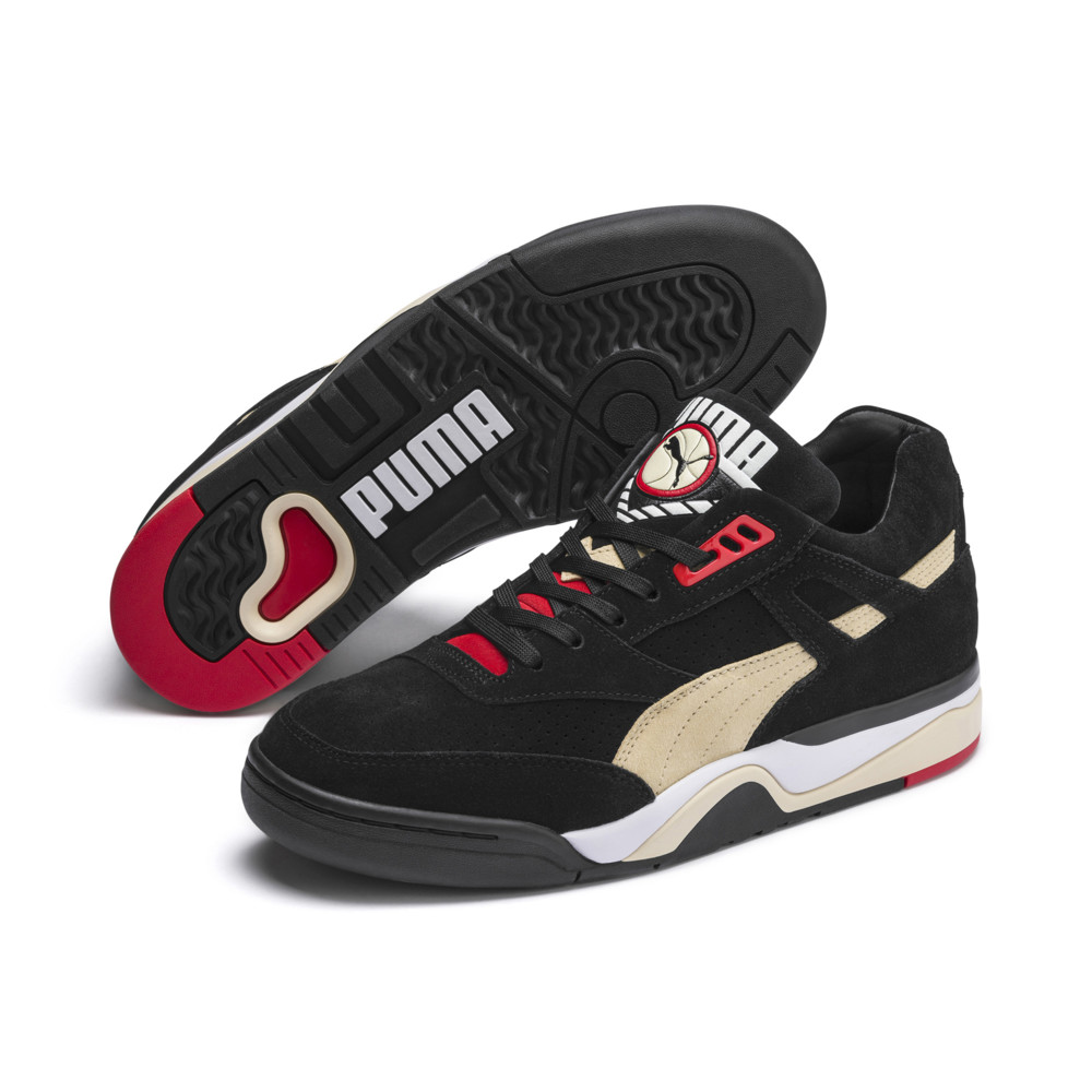 Image Puma Palace Guard Suede Trainers #2