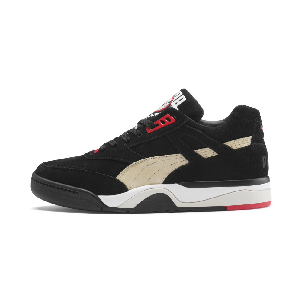 Image Puma Palace Guard Suede Trainers #1