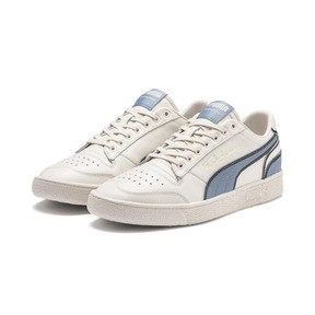 Thumbnail 3 of Ralph Sampson Lo Hoops Sneakers, Pastel-Faded Denim-Pastel, medium